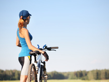 El ciclismo, un deporte ideal para la mujer