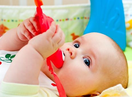 Mordedores | ¿Cuál es el mejor mordedor para mi bebé?