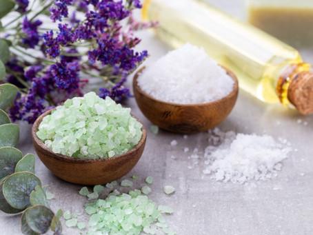 Tipos de sal y sus beneficios.