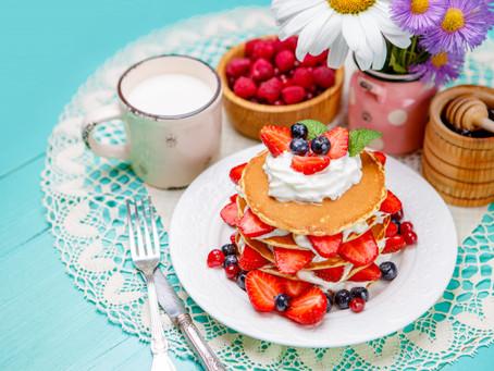 Frutas | 3 Recetas para preparar postres con frutas.
