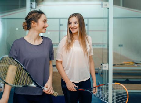 Squash | El squash un deporte ideal.