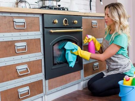 Cómo limpiar tus hornos para que luzcan fabulosos.