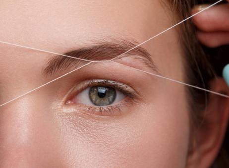 Todo lo que debes saber sobre la depilación con hilo.