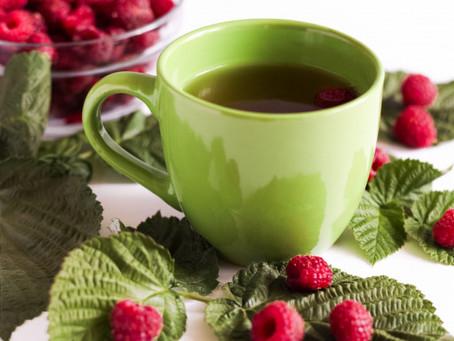 Té | Conoce los beneficios del té de las hojas de frambuesa.