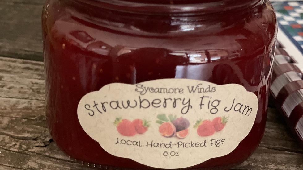 Sycamore Wind Jam / Jelly  Half Pint
