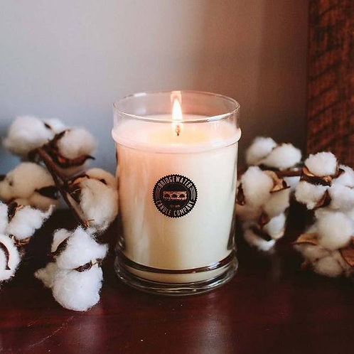 White Cotton by Bridgewater Candles