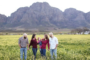 Boschendal Family Shoot by Anel Nortier Photography