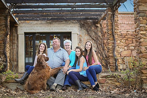Belfry Kithcken Family Shoot by Anel Nortier Photography