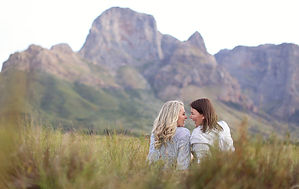 Paarl Engagement Shoot