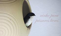 Casa para pássaros