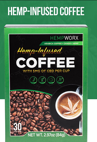 Hempworx CBD COFFEE