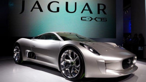 Jaguar Motors and IOTA
