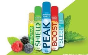 Special Pack 8 Nutritional Sprays