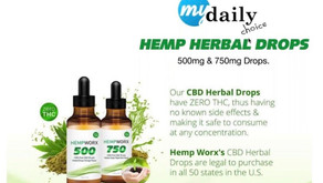 Hempworx CBD Coming soon to our product page.