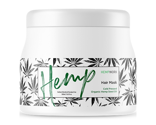 Hemp Hair Mask