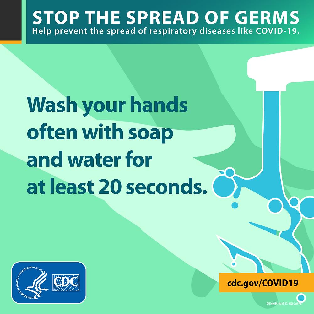 Coronavirus Wash Hands