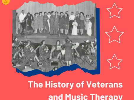 The History of Veterans and Music Therapy