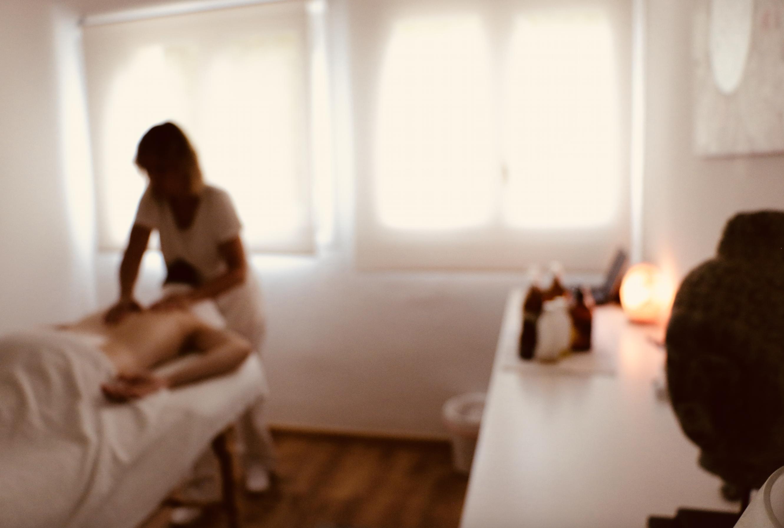 Sala de massatges