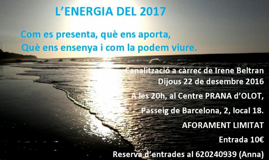 L'energia del 2017