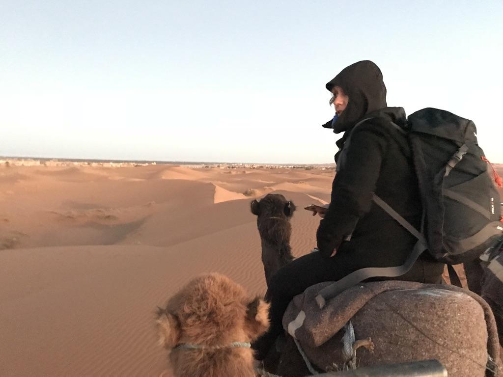 Desert del Sahara