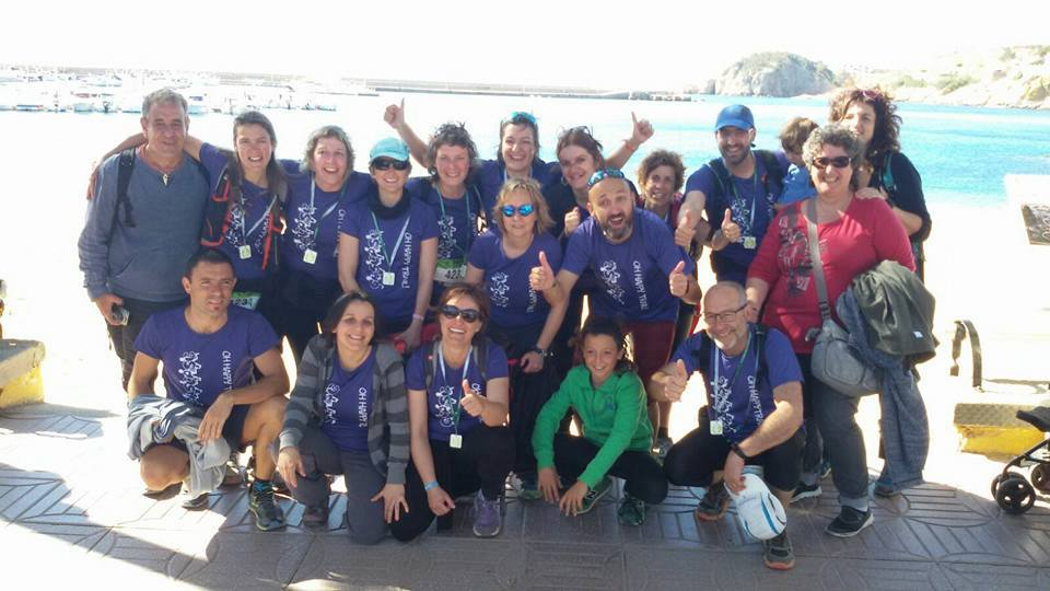 Oxfam Intermón Trailwalker 2016
