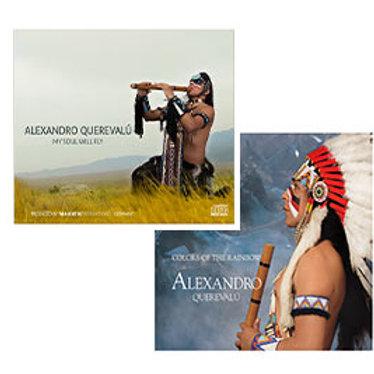 Bundle Offer- Alexandro Querevalu 2 CDs