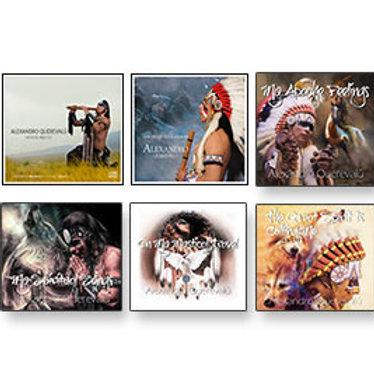 Bundle Offer- Alexandro Querevalu 6 CDs