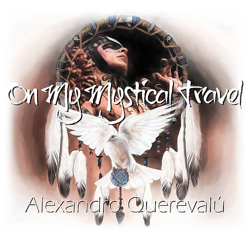 "AUDIO CD ""On My Mystical Travel"""