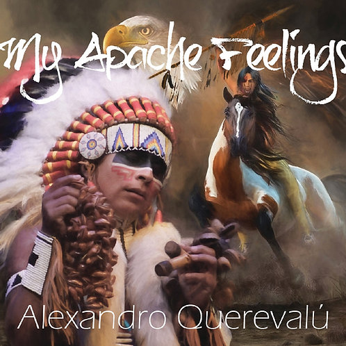 "AUDIO CD ""My Apache Feelings"""