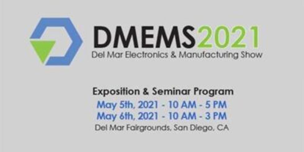 Del Mar Electronics & Manufacturing Show