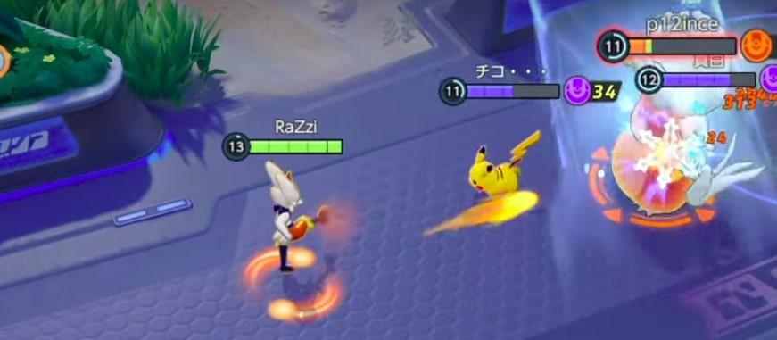 guia cinderace pokemon unite