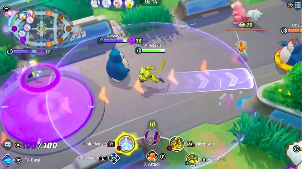 pokemon unite competitivo brasil torneio esquenta