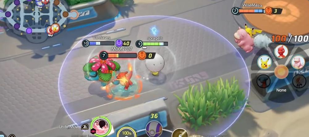 eldegoss pokemon unite guia guide itens habilidades