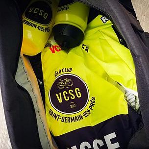 Vélo Club Saint-Germain-des-Prés VCSG75