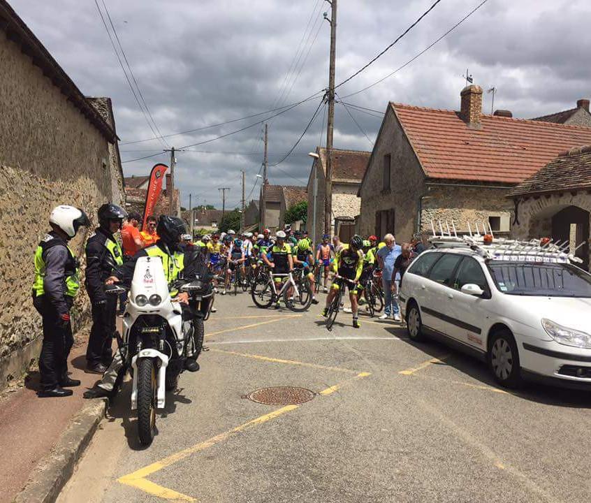 Saint-Martin-de -Bréthencourt juin 2