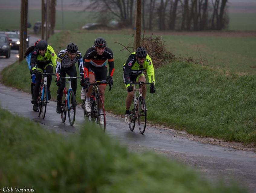 vélo club Saint-Germain-des-Prés (VCSG75
