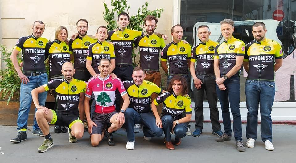 Velo Club Saint Germain des Pres VCSG75