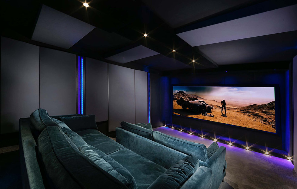 cinema privée atmos home theater sony zapitti