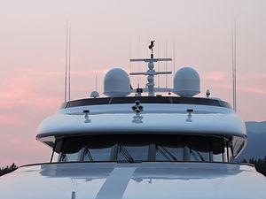 cinema yacth, intégration audiovisuel, home cinema, yacht