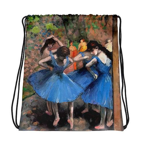 All-Over Print Drawstring Bag