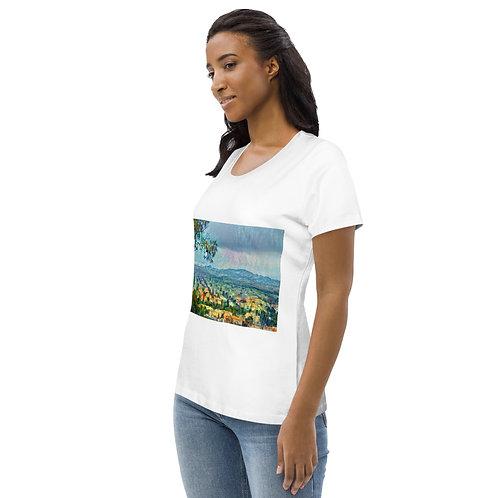 Γυναικείο οικολογικό μπλουζάκι