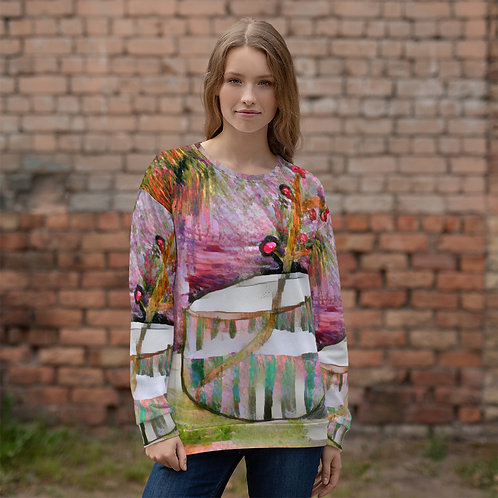 All-Over Print Unisex Sweatshirt