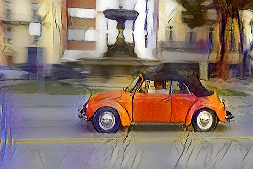 Αμάξι (επεξεργασμένη φωτογραφία)