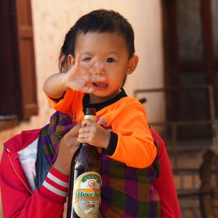 La fameuse bière lao