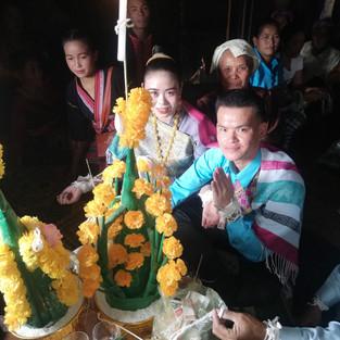 Mariage  Khmu