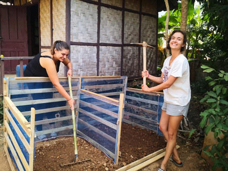 Creation of composting facilities  🍃