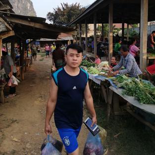Morning market de N.K.