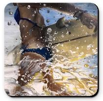 Coaster - Surf Rider #3