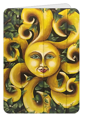 Greeting Card -Sunshine