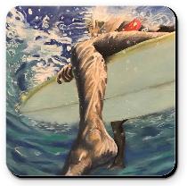 Coaster - Surf Rider #1